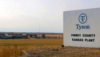 Finney county meat facility photo.